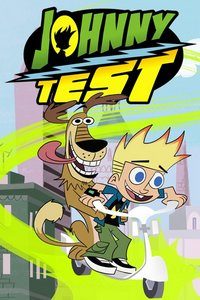 Джонни Тест / Johnny Test