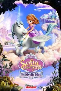 Обои зайчик, софия прекрасная, детская, белочка, принцесса, замок.