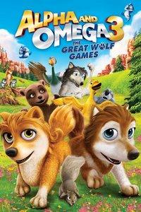 Альфа и Омега 3: Великие игры волков