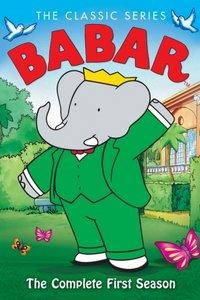 Бабар и приключения слоненка Баду