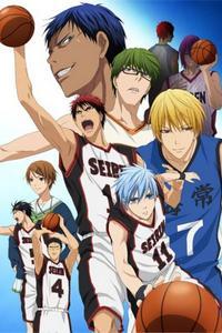 Баскетбол Куроко 1,2 сезон