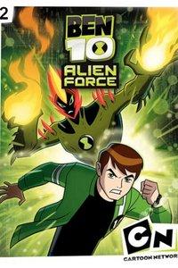 Бен 10: Инопланетная сверхсила 2 сезон
