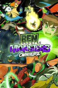 Бен 10 Омниверс галактические монстры
