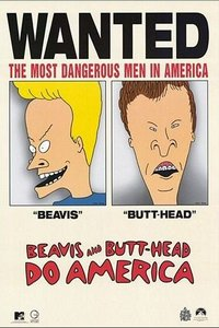Бивис и Баттхед уделывают Америку