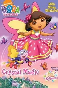 Даша следопыт спасает королевство кристаллов