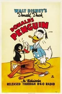 Дональд и пингвин