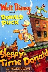 Дональд во сне