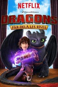 Драконы: Гонка на грани 3 сезон