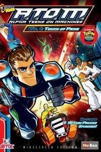 Экстремальная команда / А.T.O.M.: Alpha Teens on Machines
