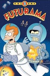 Футурама / Futurama 3 сезон