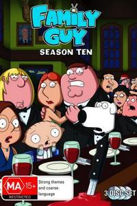 Гриффины 10 сезон