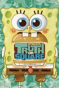 Губка Боб: Честный или квадратный