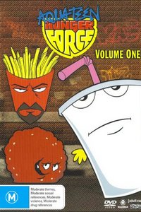 Команда Фастфуд / Aqua Teen Hunger Force (ATHF)