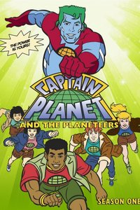 Команда спасателей Капитана Планеты