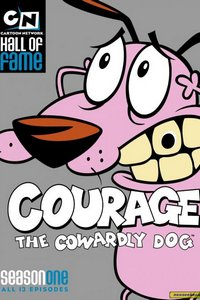 Кураж — трусливый пес