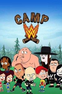 Лагерь рестлеров WWE
