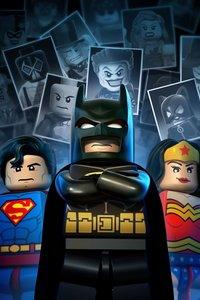 Лего Бэтмен: В осаде