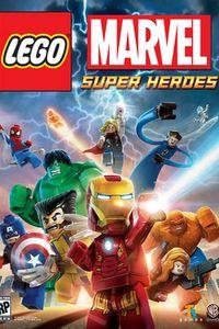 ЛЕГО Марвел супергерои: Максимальная перегрузка