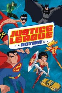 Лига справедливости в действии: Экшн