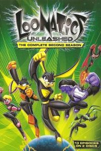 Лунатики / Loonatics Unleashed 1 сезон