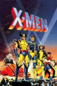 Люди Икс / X-Men (1992) 1,2,3,4,5 сезоны