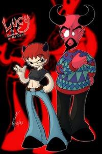 Люси – дочь дьявола