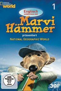 Мир удивительных приключений с Марви Хаммером