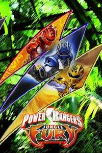 Могучие рейнджеры: Ярость джунглей