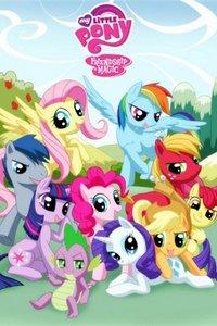 Мой маленький пони: Дружба — это чудо 4 сезон