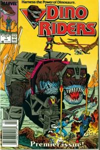 Погонщики динозавров / Dino Riders