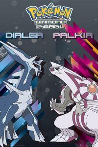 Покемон 10 сезон: Алмаз и жемчуг