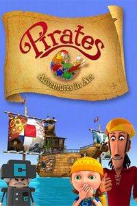 Приключения пиратов в мире искусств