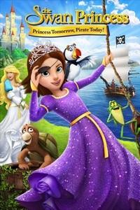 Принцесса Лебедь: Пират или принцесса