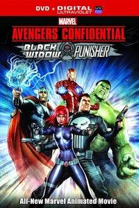 Секретные материалы Мстителей: Черная Вдова и Каратель
