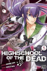Школа мертвецов / Highschool of the dead