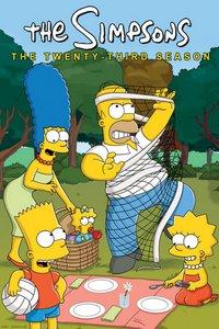 Симпсоны 23 сезон