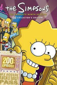 Симпсоны 9 сезон