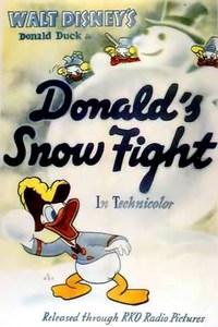 Снежная битва Дональда