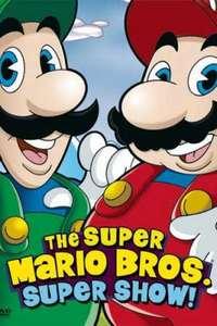 Супер шоу супер братьев Марио