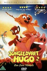 Хьюго из джунглей 2: Звезда экрана