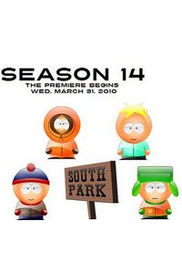 Южный парк / South Park 14 сезон