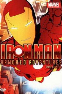 Железный Человек: Приключения в броне 1 сезон